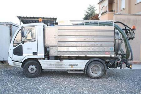 servizi ecologici spurgo pozzi neri vuotatura fosse biologiche provincia di Pisa